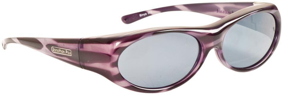 Jpe: Binya Purple Zebra Grey