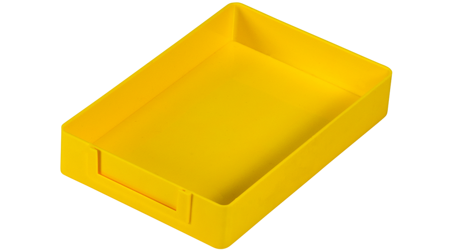 Standard Rx Tray: Yellow, 24/Case