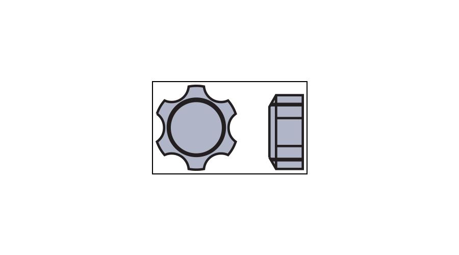 1.6mm, Silver - 25 Pcs.