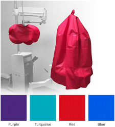 Ripstop Equipment Dust Covers