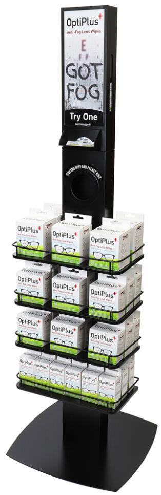 Optiplus Antifog Dispensing Program 100Ct