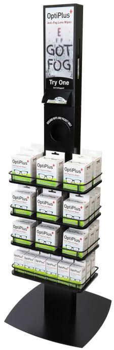OptiPlus Anti-Fog Displays