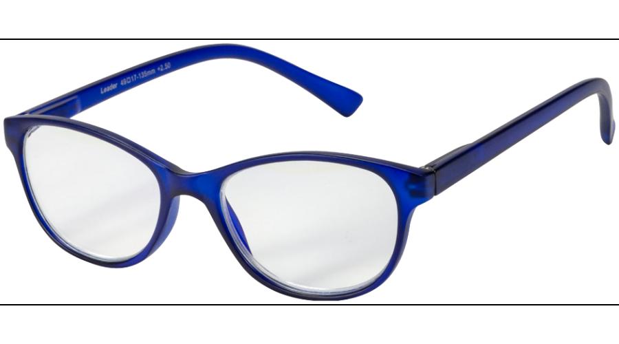 Blu-Ban Glasses Angelica Ink +2.5