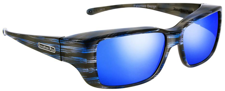 Jpe: Nowie Brushed Steel Polarvue Blue Mirror Grey