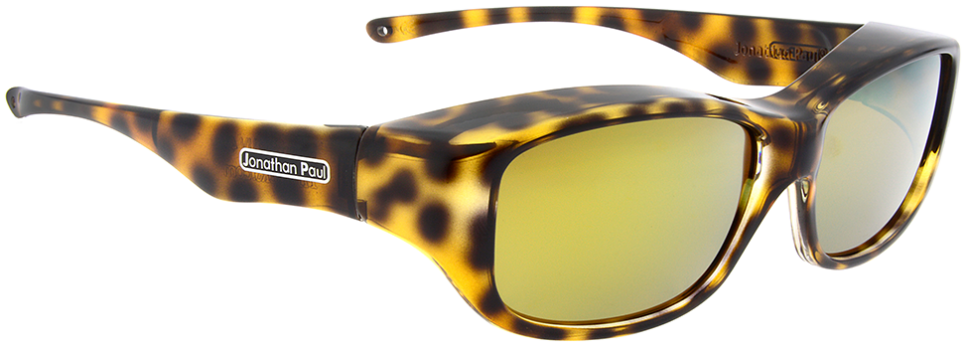 Jpe: Queeda Cheetah Gold Mirror