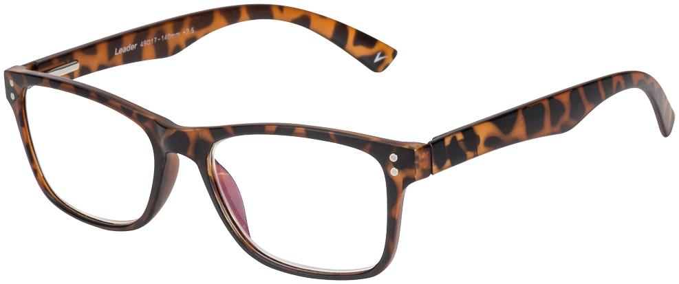 Blu-Ban Glasses 5505 Cecil Matte Tort Plano