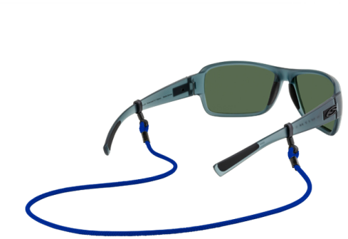 Croakies: Terra  Spec Non Adj Electric Blue