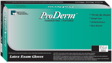 ProDerm™ Latex Exam Gloves
