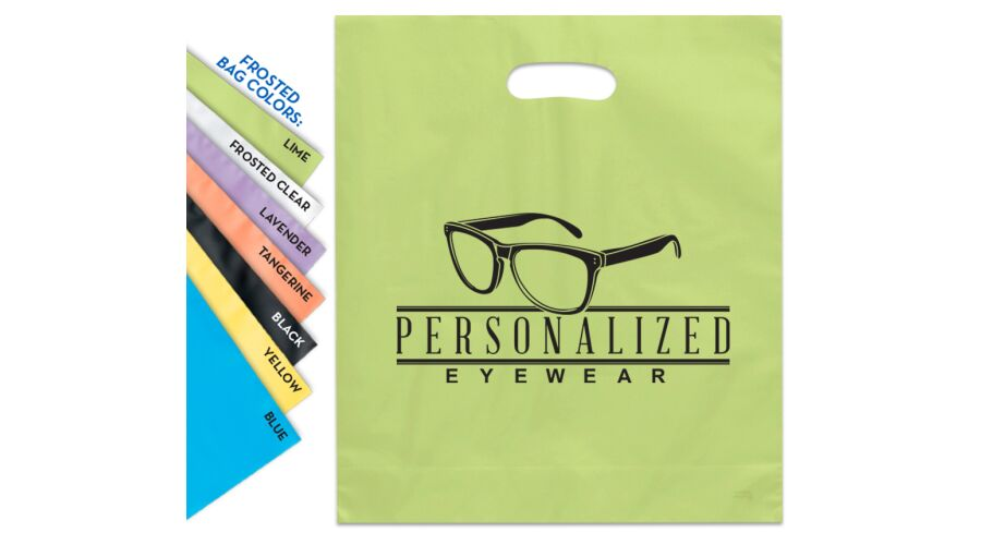 """15"""" X 18"""" PERSONALIZED SUPPLY BAG"""