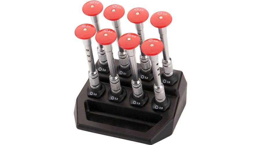 8 PLACE WRENCH SET