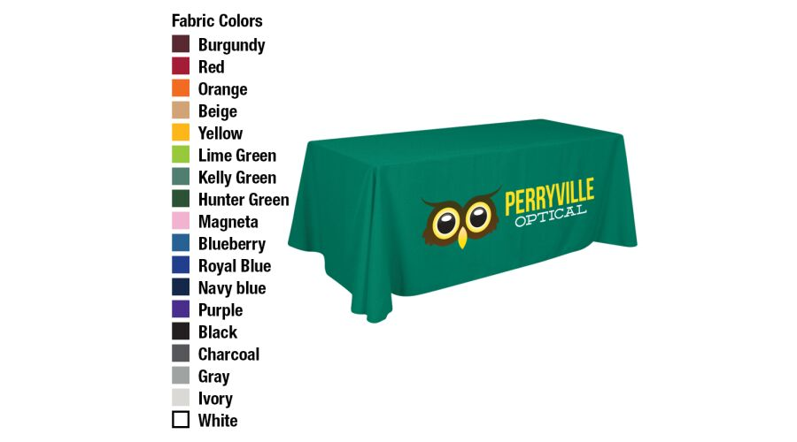 """86"""" X 128"""" TABLE COVER"""