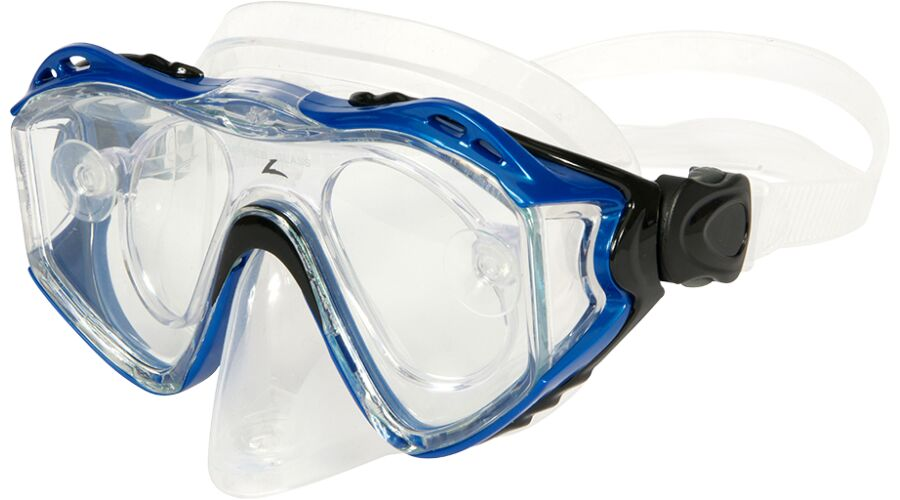 ADULT XRX DIVE MASK BLUE W/RX ADAPTER