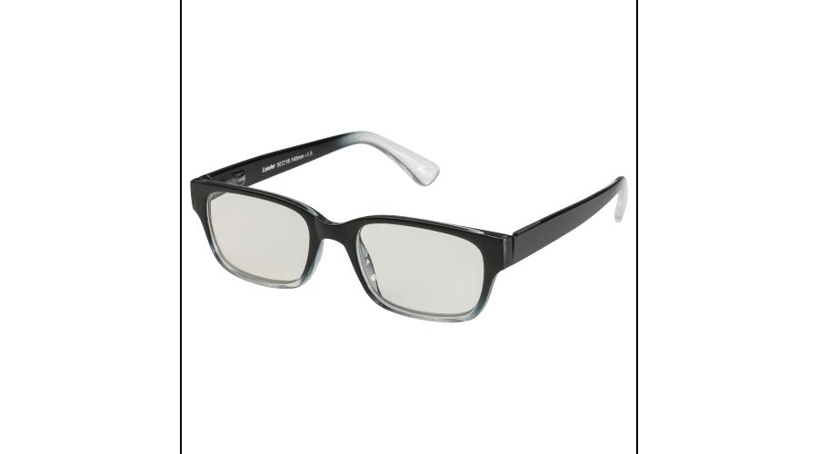 BLU-BAN GLASSES 4505 BLACK FADE PLANO