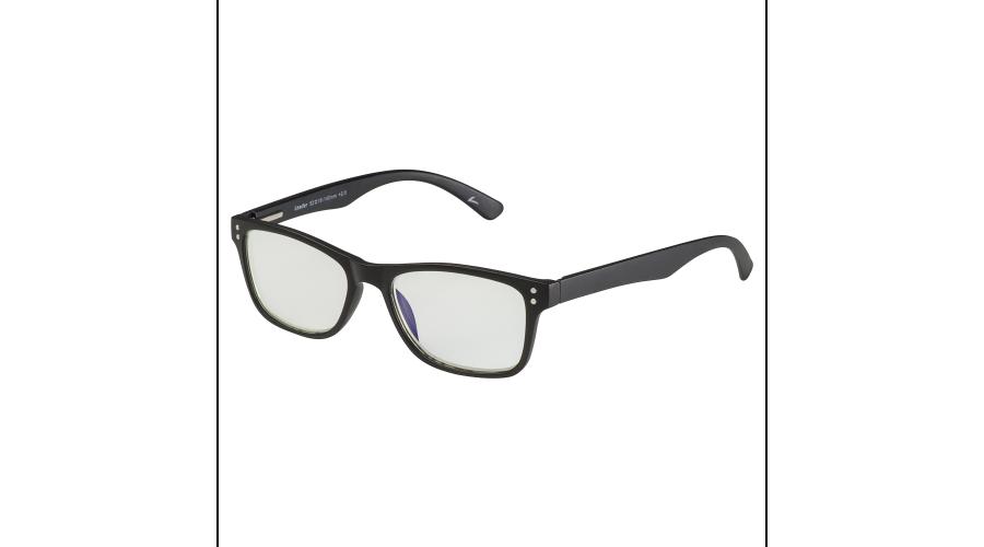 BLU-BAN GLASSES 5505 MATTE BLACK PLANO