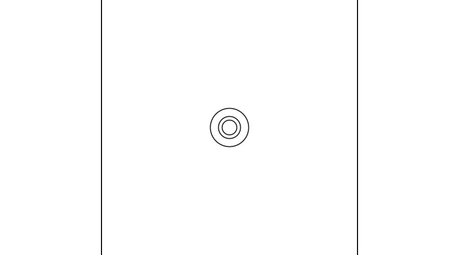 BUSHING:LENS SCR,PLAS-25
