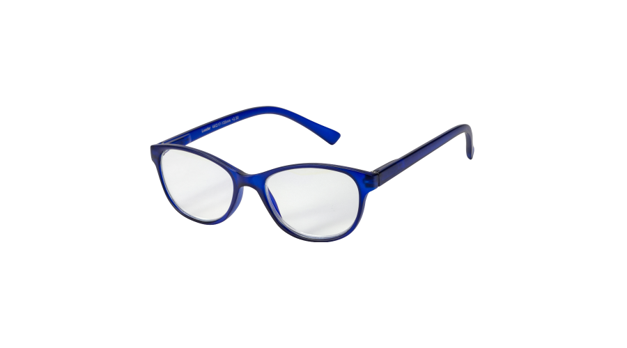 Blu-Ban Glasses Angelica Ink Plano