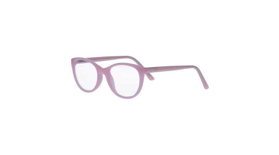 Blu-Ban Glasses Caroline Rose Plano