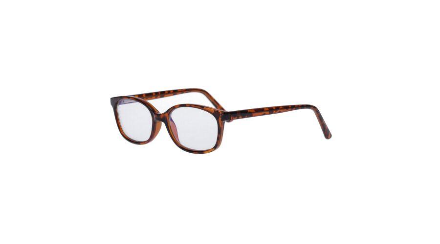 Blu-Ban Glasses Caroline Tortoise Plano