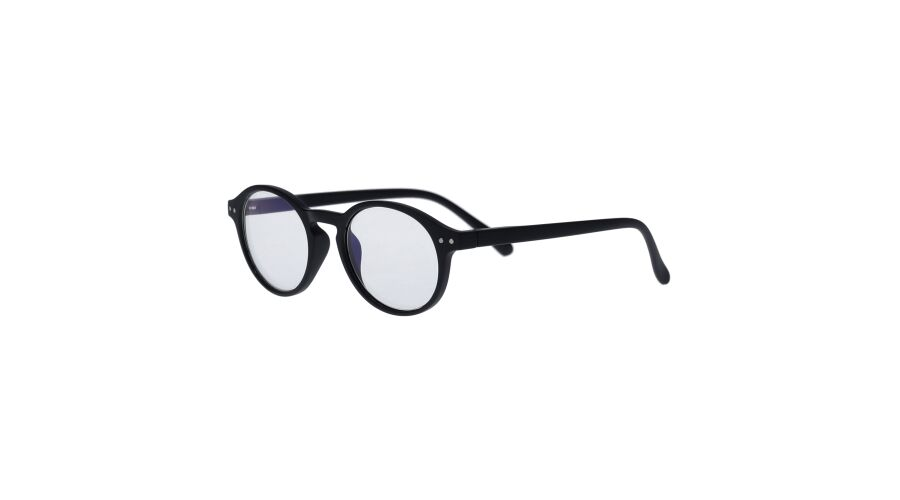Blu-Ban Glasses Morgan Black Plano