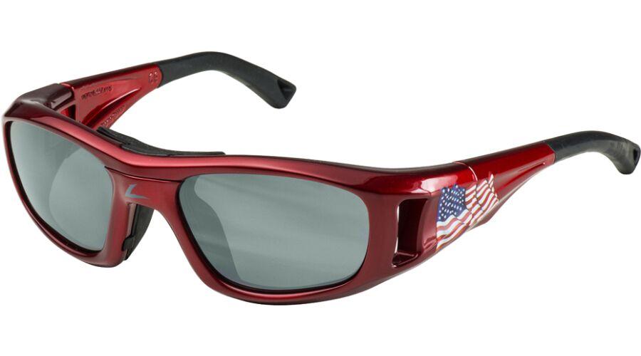 C2 USA FLAG: MED RED BASIC PKG