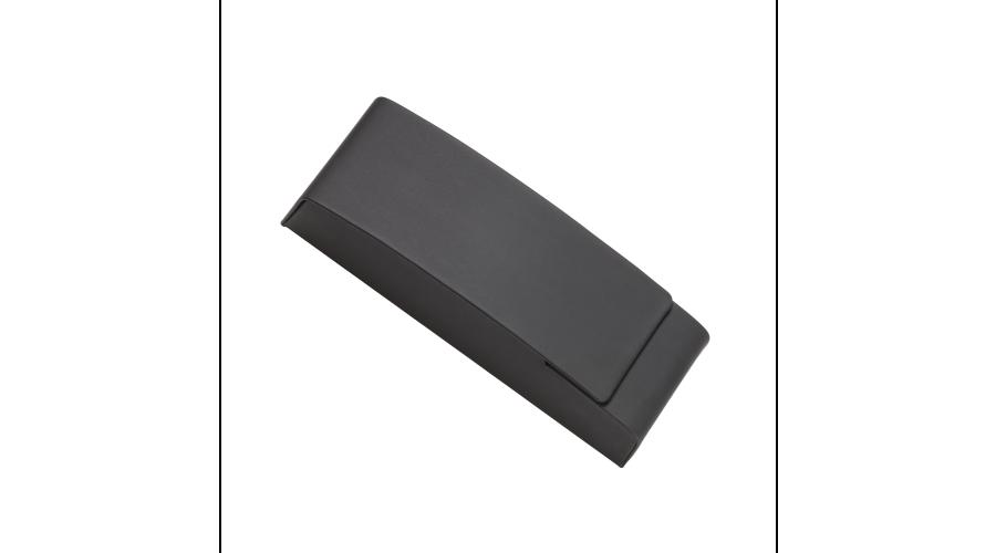 CASE: BLACK FEDUCCI X- 9 STOCK