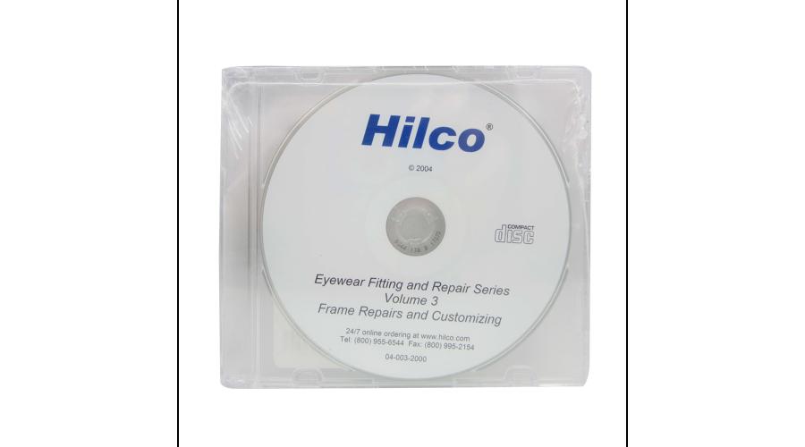 CD: VOL. 3, FRAME REPAIRS & CUSTOMIZING