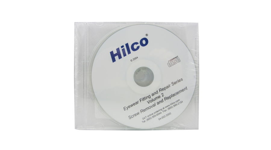 CD: VOL.2, SCREW REMOVAL & REPLACEMENT