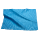 CLOTH: EMBOSSED BLUE FROND, 6X7