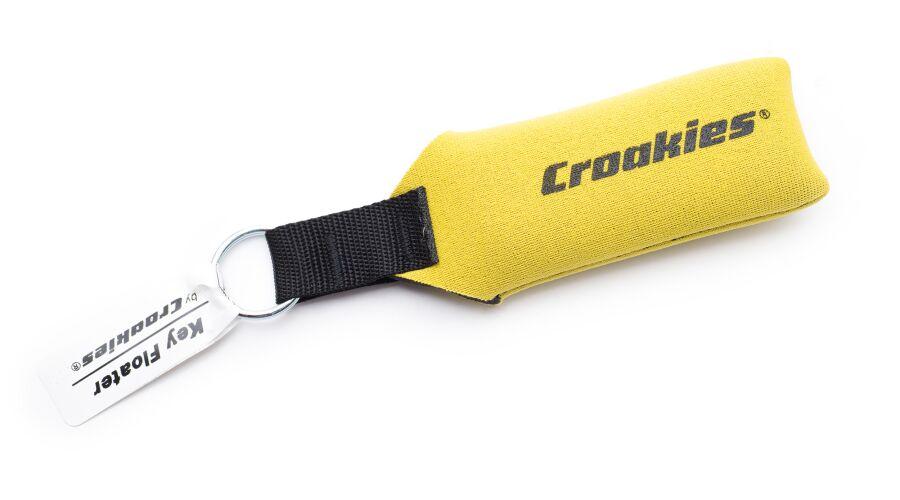 CROAKIES: FLOATING RING CFF+3 YELLOW