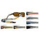 CROAKIES: POLY XL SUIT. FLICK FORD RAINBOW TROUT