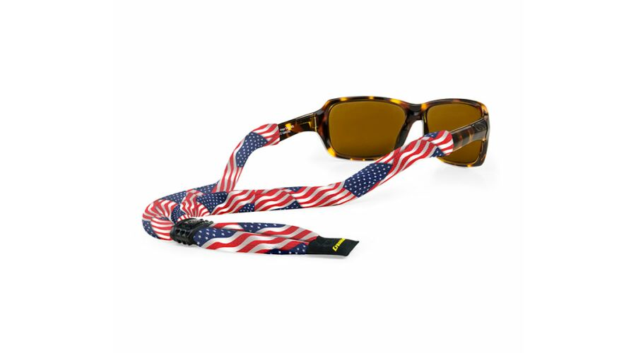 CROAKIES: XL POLY SUITER UNITED STATES FLAG