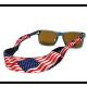 CROAKIES: XL USA FLAG PRINT
