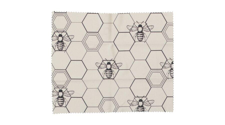 Cloth: Designer Bee Hive 6 X 7 Stock