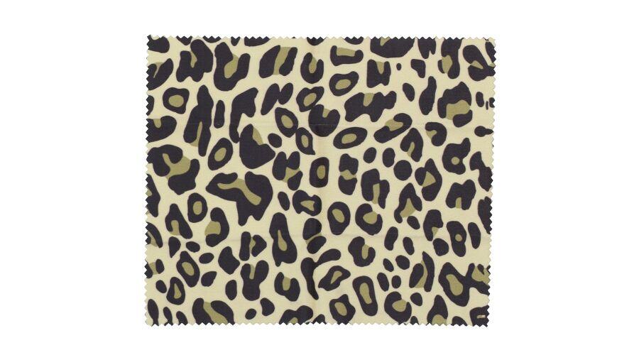 Cloth: Designer Brown Animal Print 6 X 7 Stock