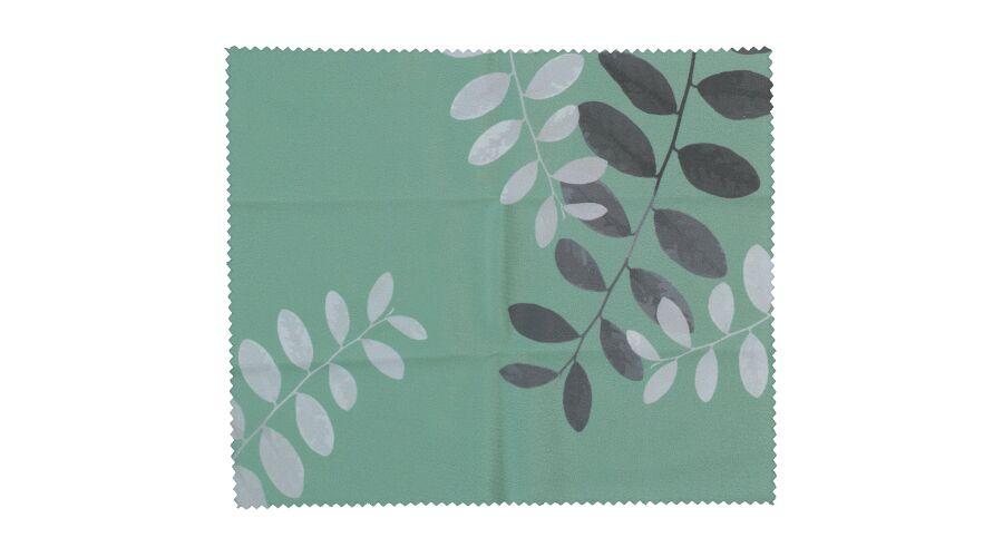 Cloth: Designer Natural Leaves 6 X 7 Stock
