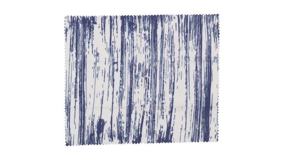 Cloth: Designer Navy Stripe 6 X 7 Stock