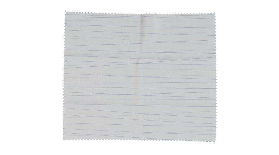Cloth: Designer Silver Stripes 6X7 Stock