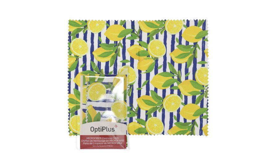 Cloth: Optiplus 6X7 Lemon Stripe