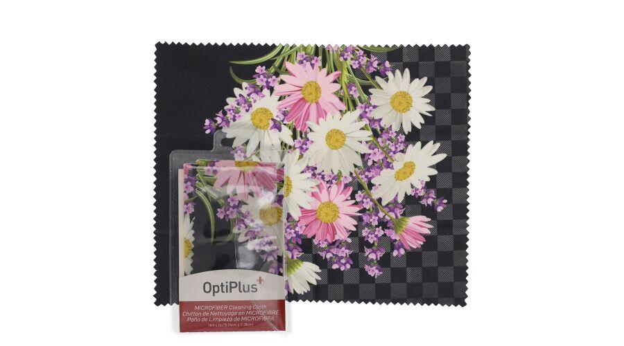 Cloth: Optiplus 6X7 Plaid Flowers