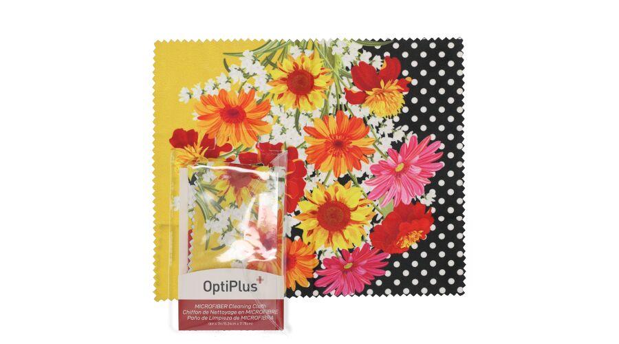 Cloth: Optiplus 6X7 Polka Dot Flowers