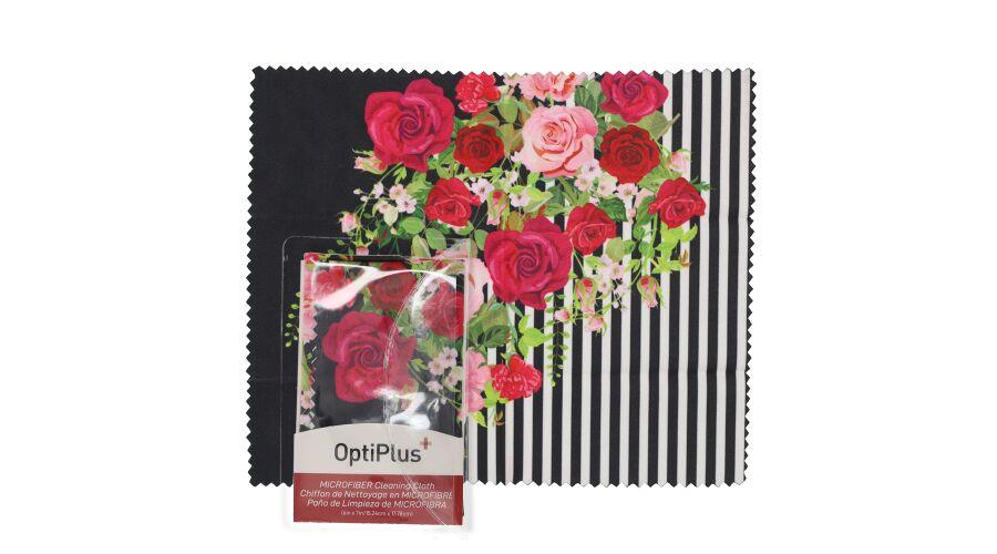 Cloth: Optiplus 6X7 Stripe Flowers