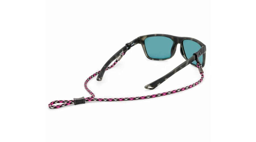 Croakies: Terra  Spec Adj Neon Pink Multi