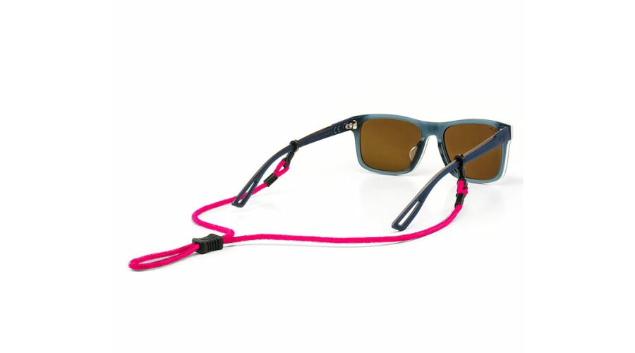 Croakies: Terra  Spec Adj Neon Pink
