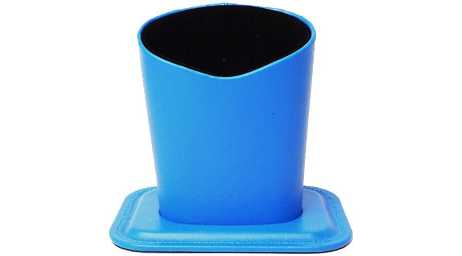 DESK CADDY BLUE