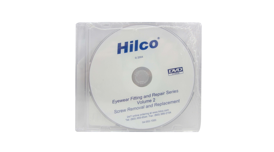 DVD: VOL.2, SCREW REMOVAL & REPLACEMENT