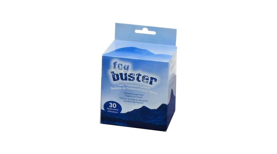 FOG BUSTER LENS TREATMENT SYSTEM 30 CT / CARTON OF 6