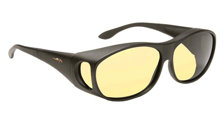 HAVEN: NIGHT DRIVER CLASSIC MOD RECT BLACK/YELLOW