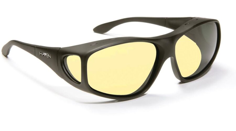HAVEN: NIGHT DRIVER SPORT XL TAPERED SQUARE BLACK/YELLOW