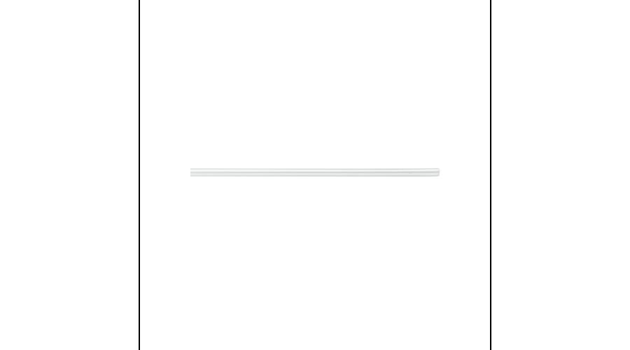 HEAT SHRINK CBL TEM CVR: LG,ID 8.5MM,CLR-5 PCS