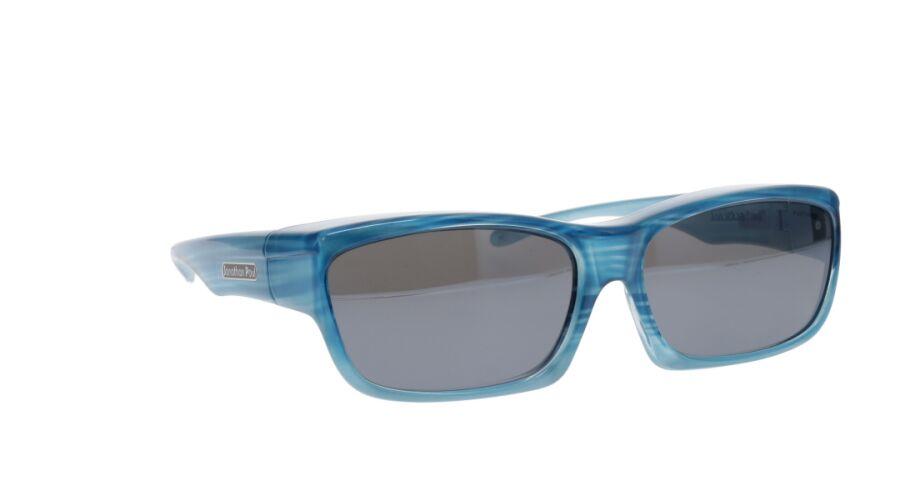 JPE: COOLAROO BLUE STRIPE POLARVUE GREY